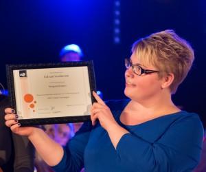 Lid van Verdienste Margreta Kuipers
