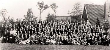 CMV Oranje Grootegast viert 100-jarig jubileum